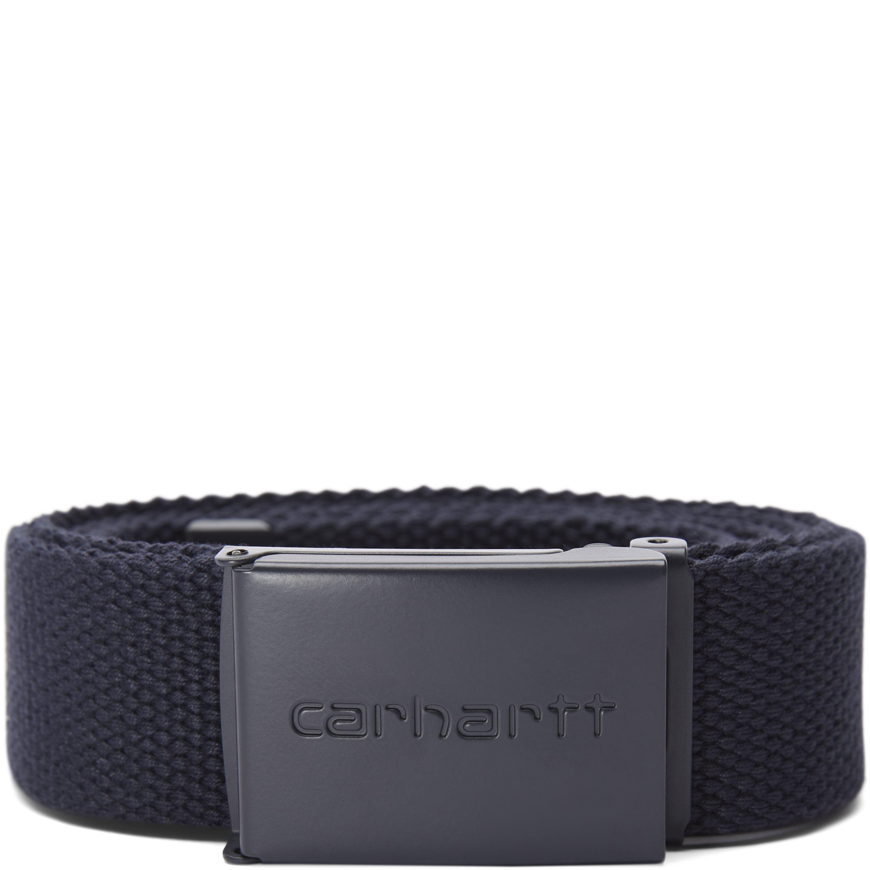 Clip Tonal Belt - Bälten - Blå